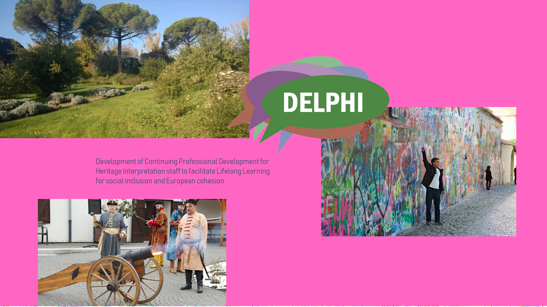 Delphi EU project