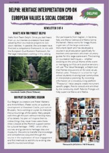 3rd DELPHI newsletter
